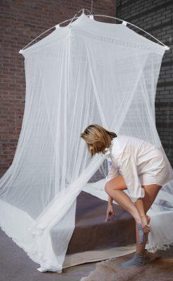Verbazingwekkend Klamboe winkel.nl - Neemt alle muggen beet - Klamboewinkel.nl ET-02